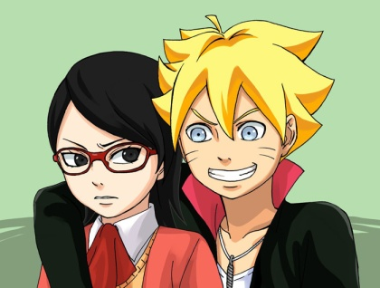 boruto_and_sarada_by_kaburagikotetsu-d85lvgv