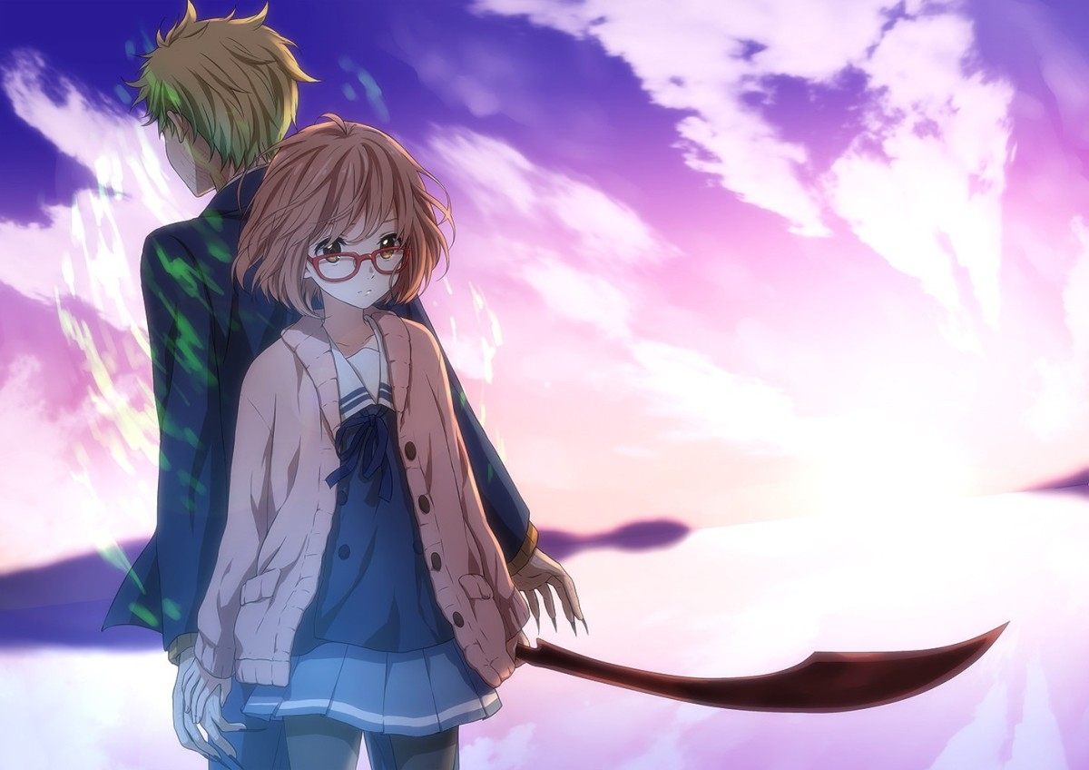 Anime News: Kyoukai no Kanata Movie (Beyond the Boundary)